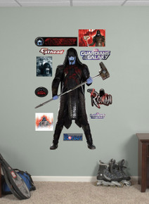 Fathead Ronan Marvel - Guardians of The Galaxy Real Big Wall Decal