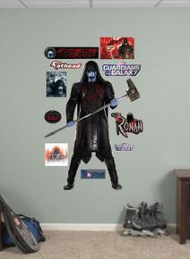 Fathead Ronan Marvel - Guardians of The Galaxy Real Big Wall Decal