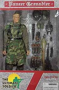 21st Century Toys: Panzer Grenadier - Boxed Figure