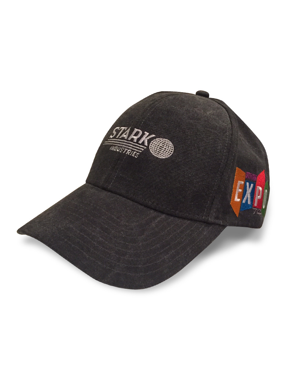 f62aa4cef879d ... coupon for free shipping stark industries stark expo 74 promotional  marvel hat from 2010 sdcc comiccon