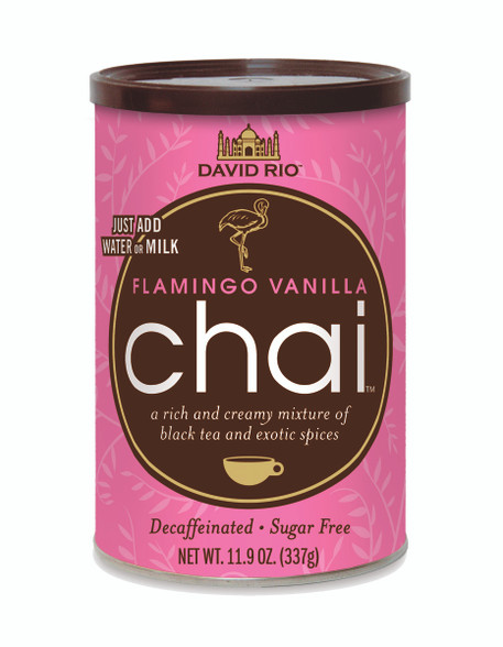 Flamingo Vanilla Decaf Sugar-Free Chai
