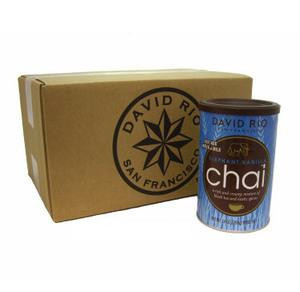 SPECIAL  LIMITED OFFER  6 x Cannisters of Elephant Vanilla Chai   FREE SHIPPING AUSTRALIA WIDE