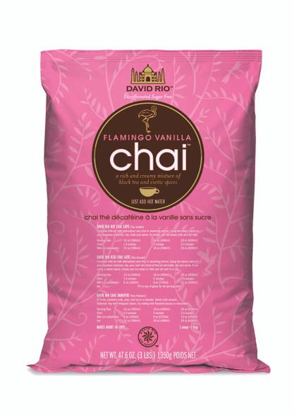 Flamingo Vanilla™ Decaf Sugar-Free Chai