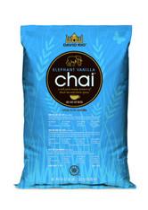 4 Large Bags  ELEPHANT VANILLA CHAI 1.8 KG