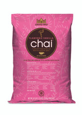 David Rio's vanilla, sugar-free chai made with sucralose, is a rich and creamy mixture of black tea and premium spices like cinnamon, cardamom and vanilla, . It is delicately blended into a convenient mix that makes an excellent gift as well as a perfect daily cup. Simply mix with hot water or milk.
