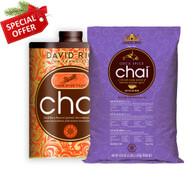 1.8KG Orca Spice Chai plus Collectable commemorative storage tin