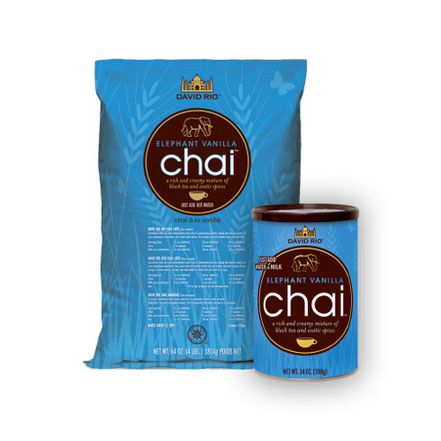 Sweet vanilla bean enhances this Masala Chai to a rich and creamy dimension. Lightly spiced with traditional Masala of cardamom, cinnamon and cloves. This is our first Chai recipe.  Simply mix with hot water or milk