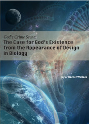 God's Crime Scene: The Case for God's Existence from the Appearance of Design in Biology DVD Set