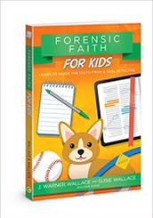 Forensic Faith for Kids (paperback)
