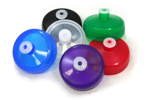 Wide-mouth Push/Pull Lid