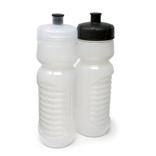Squeeze Gripper Bottle - 2 Lid Colors