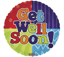 Get Well Color Blast