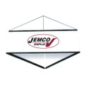 Jemco Hanging Banner - Triangle