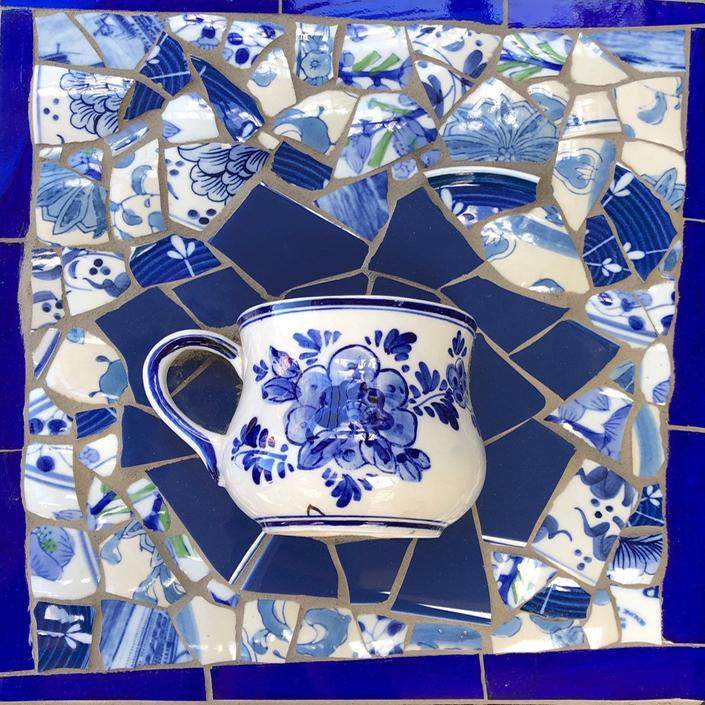 Beginner Mosaics with Tami Macala