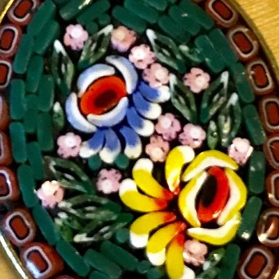 Introduction to Micromosaic Jewelry
