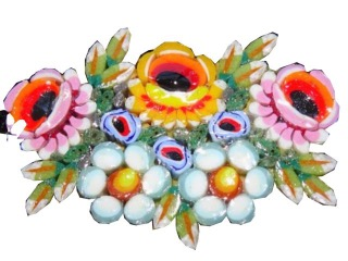 Micromosaic Flower