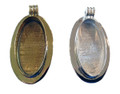 Jewelry Blank - Oval