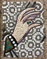 Mosaic Reproduction Kit by Michael Kruzich - Princess Hand