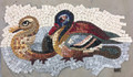 Mosaic Reproduction Kit by Michael Kruzich - Duck Couple