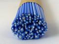 Petals - Blue White Round