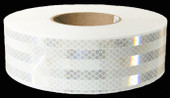 """2"""" x 150' Conspicuity Tape 3M Reflective White DOT Rolls"""