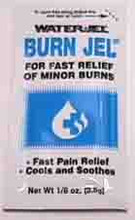 Box of Water Jels Burn Pouches 6 one eighth oz