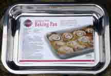Stainless Steel Baking Pan