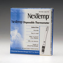 Nextemp Single Use Thermometer Box 100
