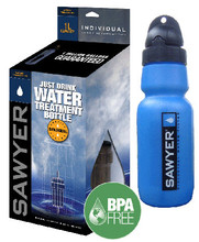 Sawyer Water Filter Bottle SP140