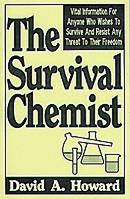 Survival Chemist book