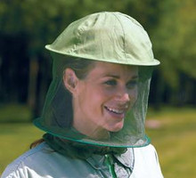 mosquito head net with hoops