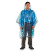 emergency poncho Adult size