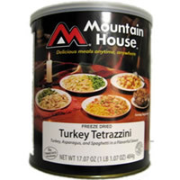 Turkey Tetrazzini Mountain House Freeze Dried Food