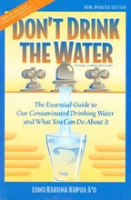 Don't Drink The Water Book