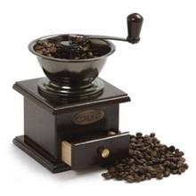 coffee grinder, manual