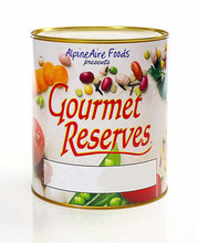 AA Teriyaki Turkey Gourmet Reserves Freeze Dried