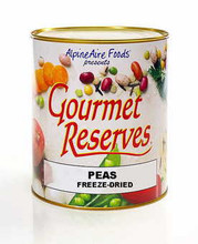 AA Pease Gourmet Reserves Freeze Dried Food