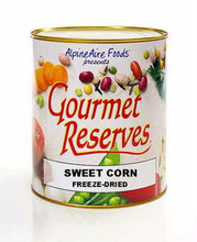 Corn Freeze Dried Gourmet Reserves