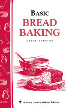 Basic Bread Baking - Country Wisdom Booklet