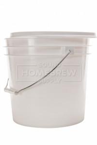 Fermenting Bucket, 2 gal