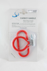 Carboy Handle - 3-6 gal, Orange