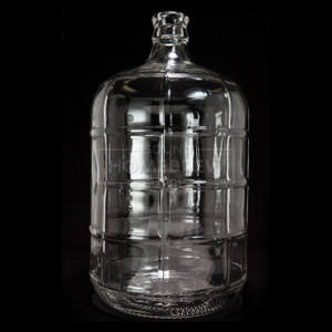 Glass Carboy 3 gal