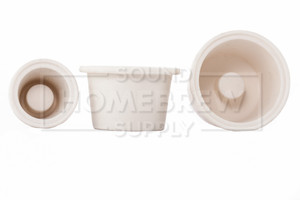 Bung, Universal Carboy Solid - Large