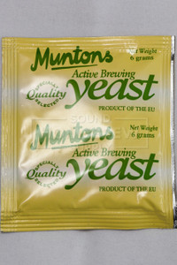 Muntons Ale Yeast 6 gm