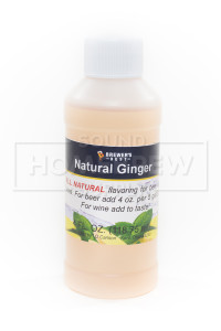 Ginger Flavoring 4oz