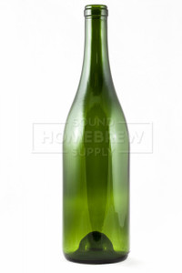 Bottle - CG Burgundy, Punted 750ml