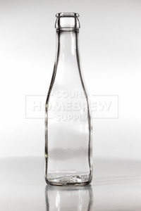 Bottle - Champagne 6 oz Clear 24/case