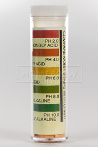 pH Test Strips Universal Range (2.0-10.0) 100 ct