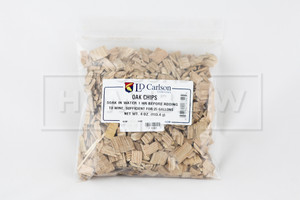 Oak Chips, American 4 oz