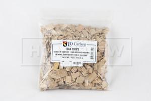Oak Chips, American 4 oz